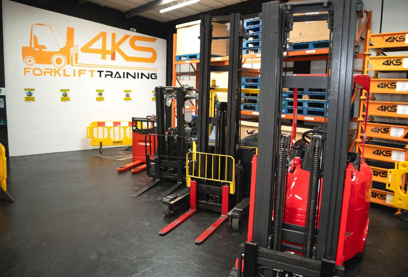 Choose the right forklift training centre