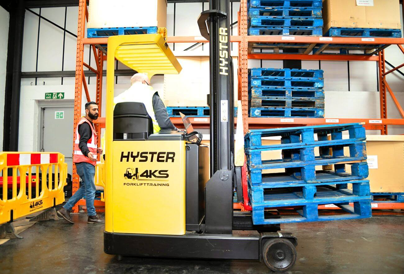 Why Train Forklift Employees