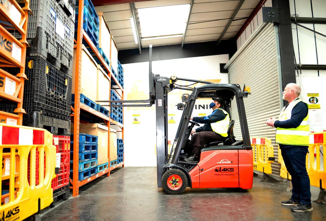 Forklift Training Finance