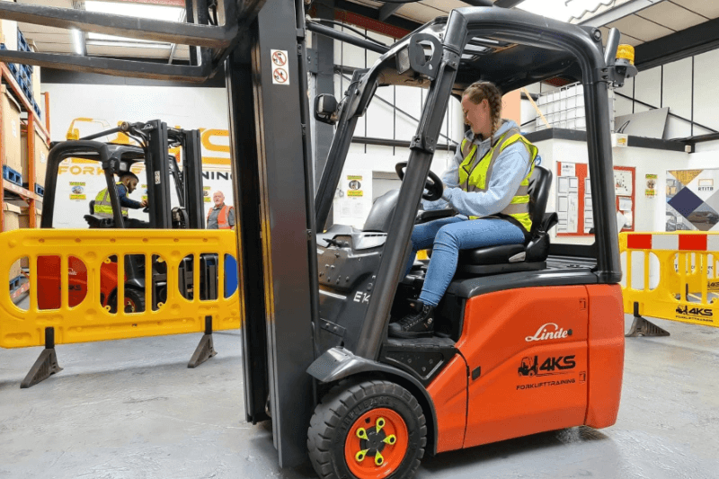 forklift training coventry 4KS Forklift Training