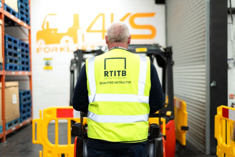 Forklift Instructor Course