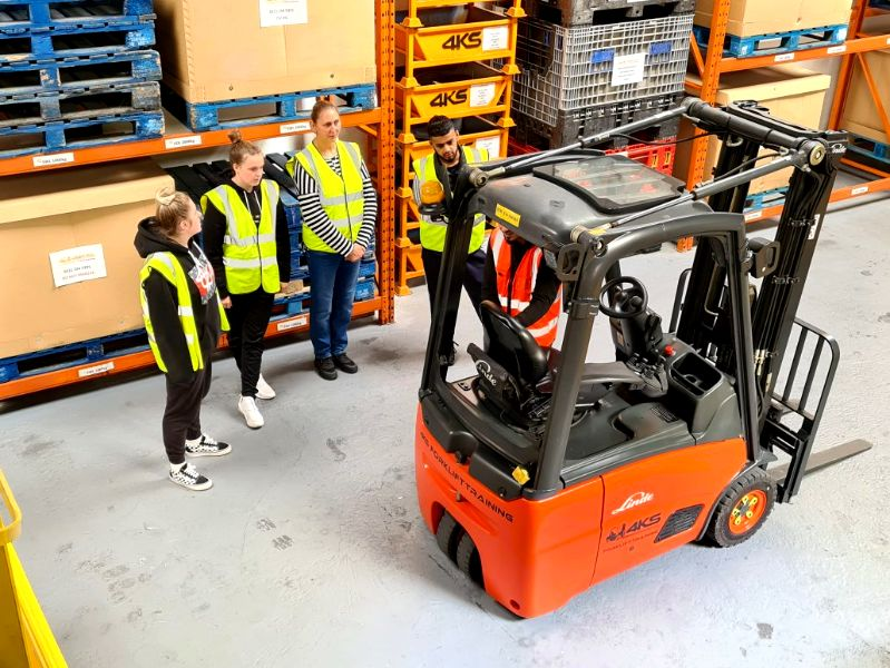 Forklift Training Solihull