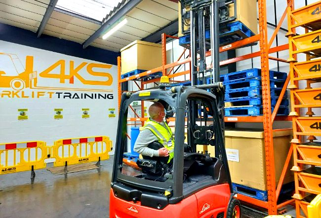 Causes Of Forklift Tip-Overs 4KS Forklift Training