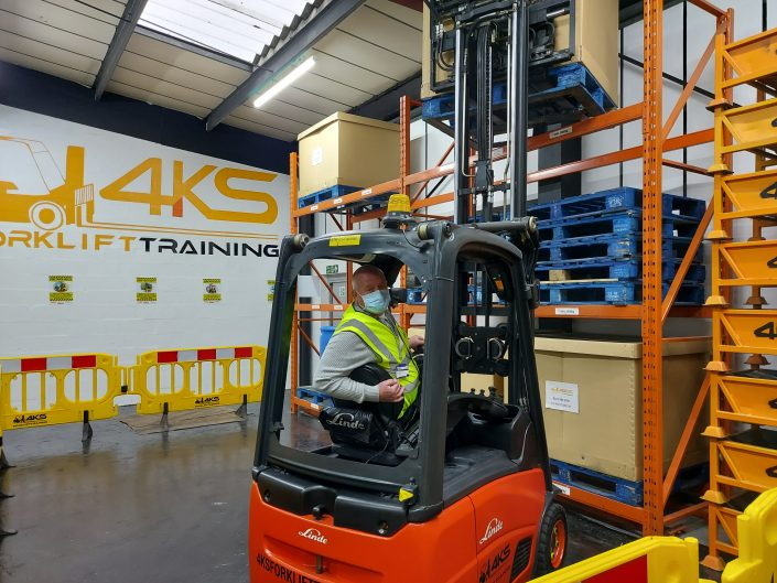 causes of Forklift Tip-Overs