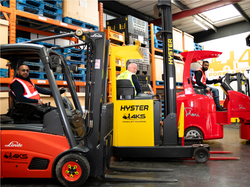 Forklift Training Centre Peterborough