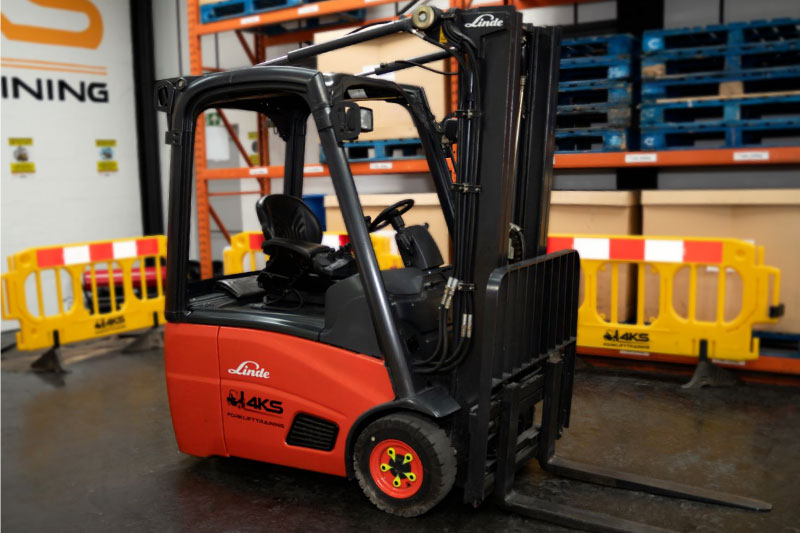Semi Experienced Forklift Forklift Training Course - Counterbalance