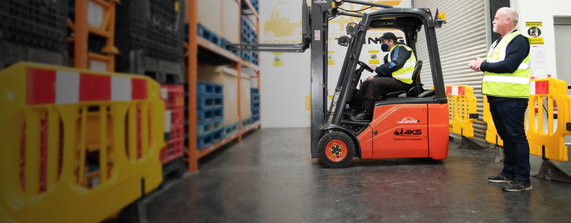 Forklift Instructor Course Birmingham Peterborough