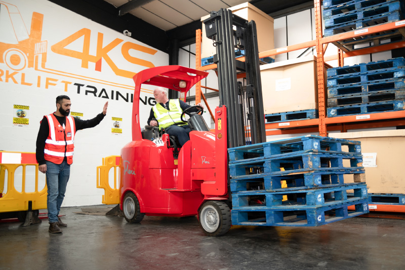 Forklift Training Centre Birmingham