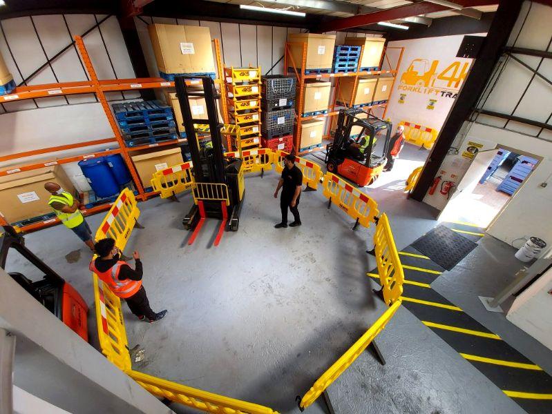 Forklift Training Wolverhampton